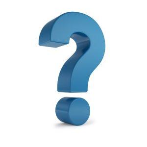 9035116 - blue 3d question mark